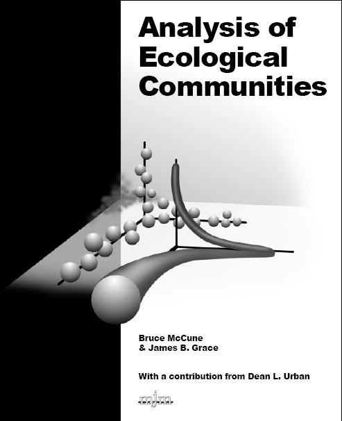 Analysis of Ecological Communities